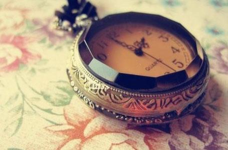 时光不能储蓄,我们需要用心过好每个今天