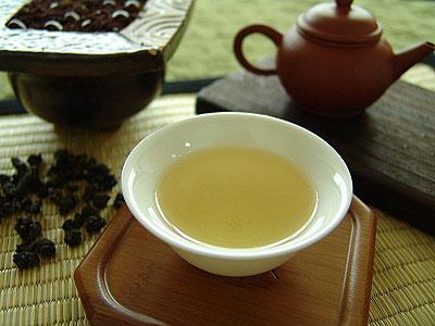 冬季温暖茶饮之二:山珍乌龙茶