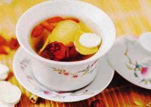 冬季温暖茶饮之四:冬日暖身美颜茶