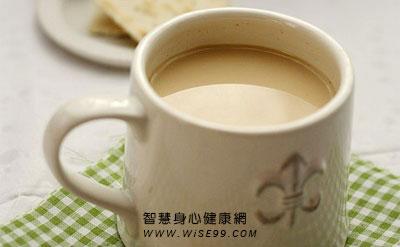冬季温暖茶饮之五:补阳奶茶