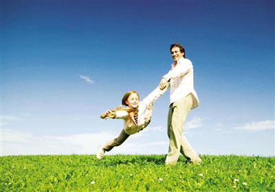 身心健康诀:一动,二笑,三放,四说,五学