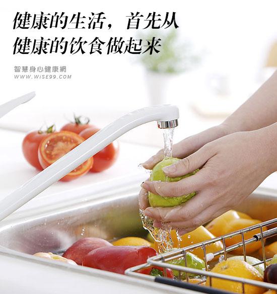 健康的生活,首先从健康的饮食做起来