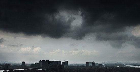 我们现在遇到越来越多的异常天气