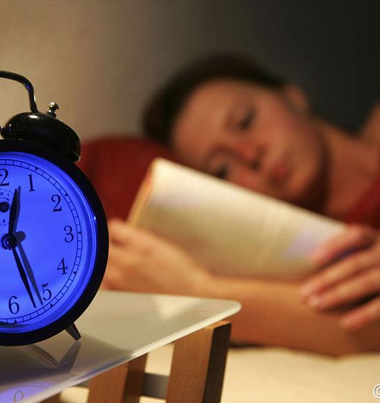 有些坏习惯,影响你的轻松入睡