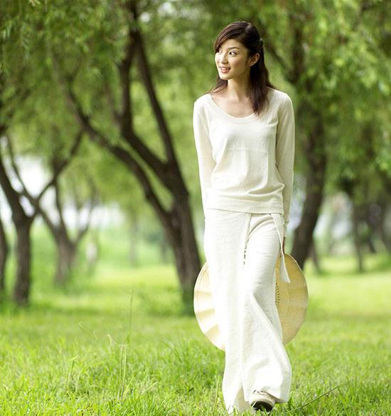 诗意的行走,赢回你的健康