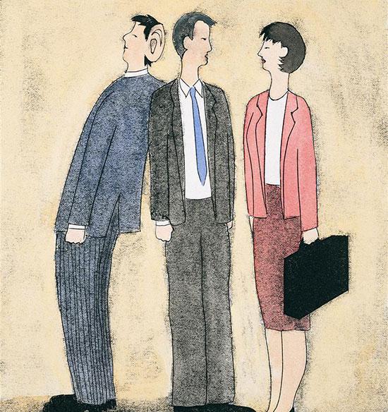 职场心灵健康:远离那些负能量的同事
