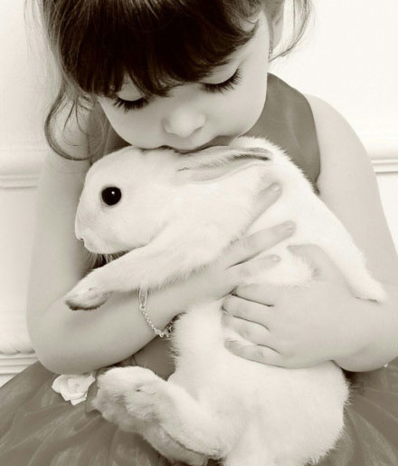 每天拥抱吧!拥抱是极好的心灵正能量补品