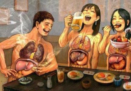 你每天吃的那些营养保健品都在帮助你的身体做什么?