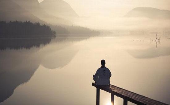 积累了足够多的心灵正能量,我们才有可能真正看见自己