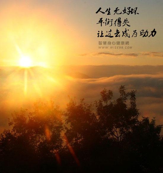 七月十一日觉醒:人生无好坏,平衡得失,让过去成为助力